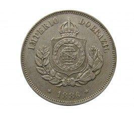Бразилия 50 рейс 1886 г.