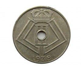 Бельгия 5 сантимов 1938 г. (Belgique-Belgie)