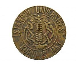 Турция жетон (Стамбульский университет)