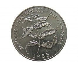 Руанда 10 франков 1985 г.