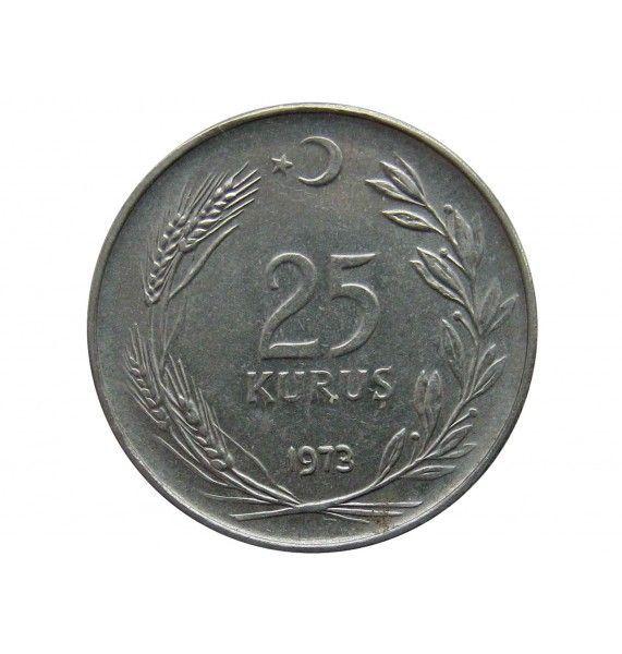 Турция 25 куруш 1973 г.