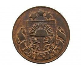 Латвия 1 сантим 1928 г.