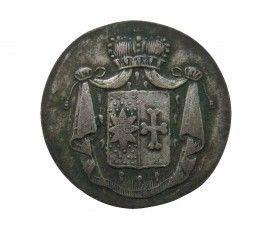 Вальдек-Пирмонт 2 мариенгроша 1825 г.