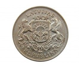 Латвия 2 лата 1925 г.