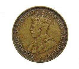 Британская Западная Африка 3 пенса 1933 г.