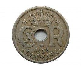 Дания 10 эре 1938 г.