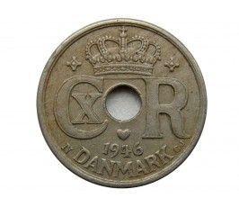 Дания 10 эре 1946 г.