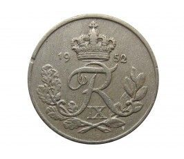 Дания 10 эре 1952 г.