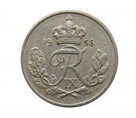 Дания 10 эре 1956 г.