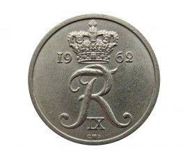 Дания 10 эре 1962 г.