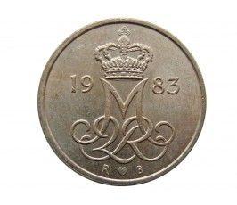 Дания 10 эре 1983 г.