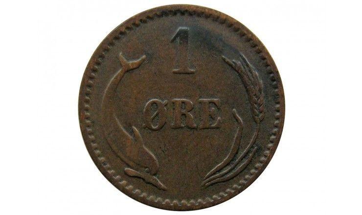 Дания 1 эре 1894 г.