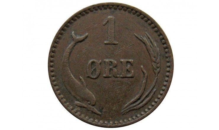 Дания 1 эре 1899 г.