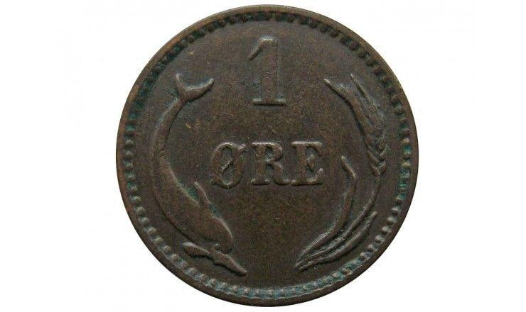 Дания 1 эре 1904 г.