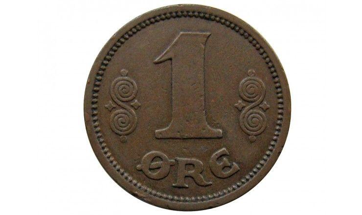 Дания 1 эре 1913 г.