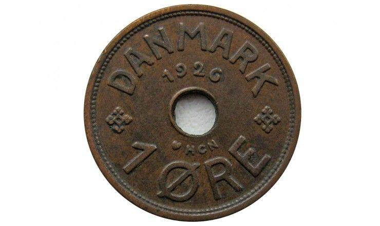 Дания 1 эре 1926 г.