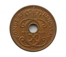 Дания 1 эре 1927 г. N GJ
