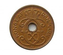Дания 1 эре 1928 г.