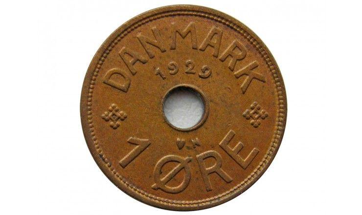Дания 1 эре 1929 г.