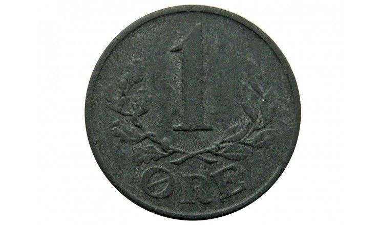Дания 1 эре 1943 г.