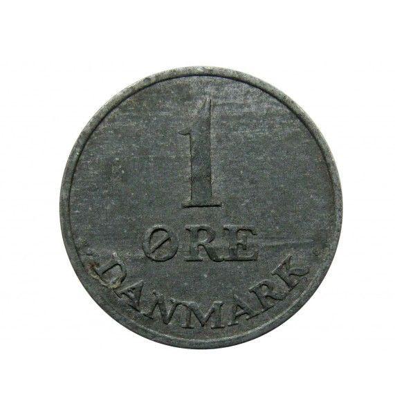 Дания 1 эре 1954 г.