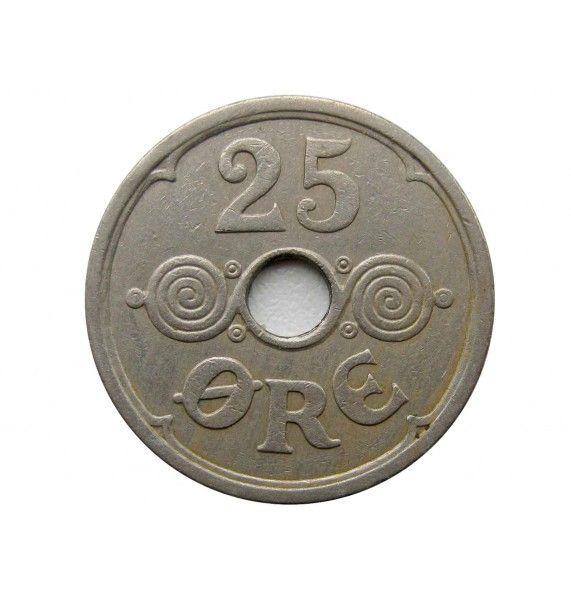 Дания 25 эре 1932 г.