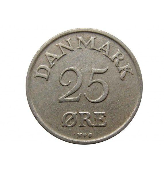 Дания 25 эре 1948 г.