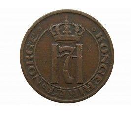 Норвегия 2 эре 1912 г.
