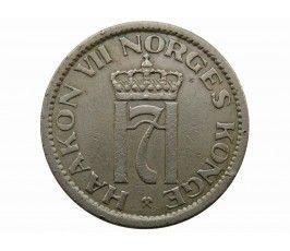 Норвегия 50 эре 1953 г.
