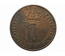 Норвегия 5 эре 1916 г.