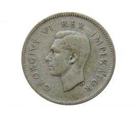 Южная Африка 3 пенса 1943 г.