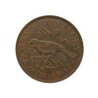 Новая Зеландия 1 пенни 1947 г.