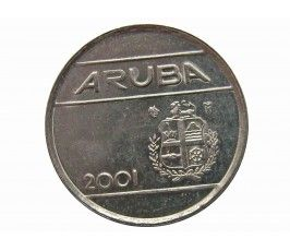 Аруба 5 центов 2001 г.
