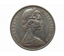 Австралия 10 центов 1975 г.
