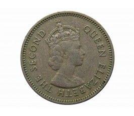 Британский Гондурас 10 центов 1970 г.