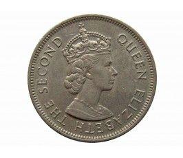 Гонконг 1 доллар 1975 г.