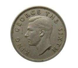 Новая Зеландия 1 шиллинг 1948 г.