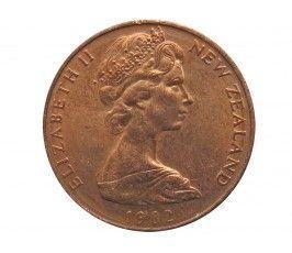 Новая Зеландия 2 цента 1982 г.