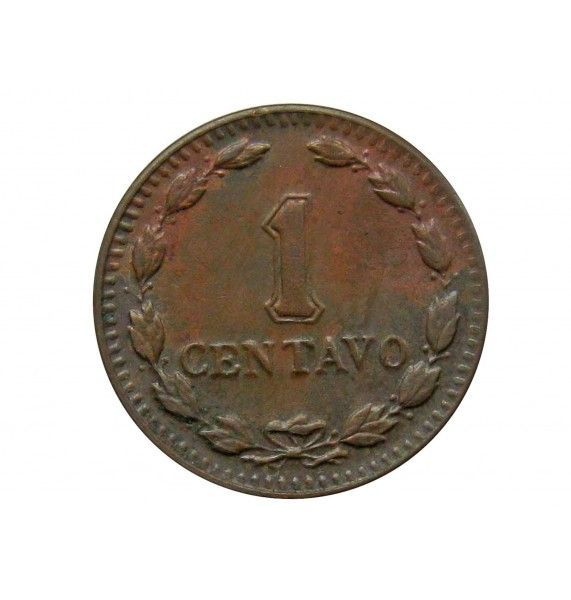 Аргентина 1 сентаво 1939 г.