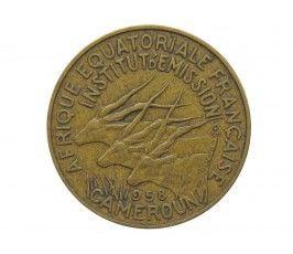 Камерун 10 франков 1958 г.