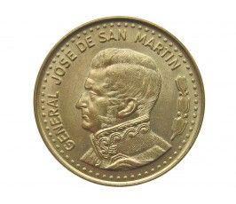 Аргентина 50 песо 1979 г.