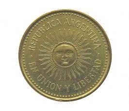 Аргентина 5 сентаво 2009 г.