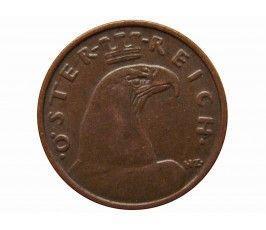 Австрия 1 грош 1927 г.