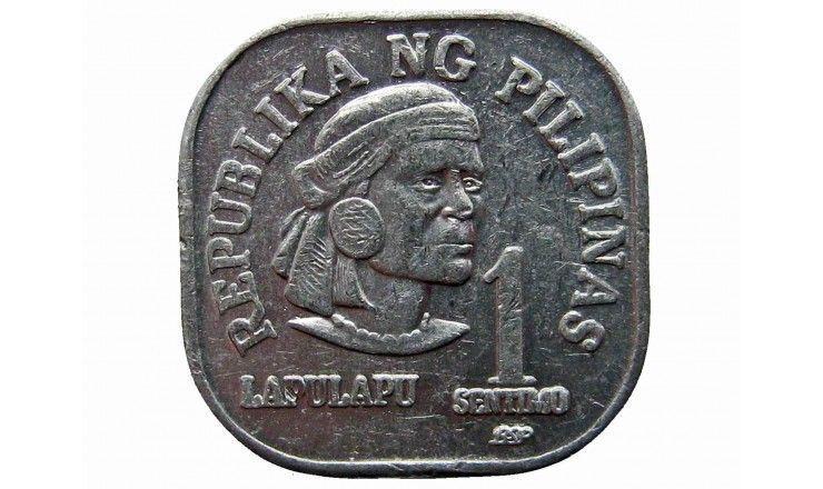 Филиппины 1 сентимо 1981 г.