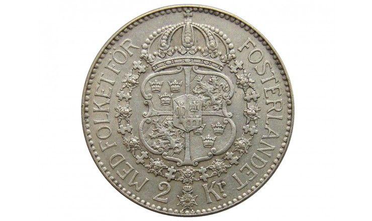 Швеция 2 кроны 1929 г.