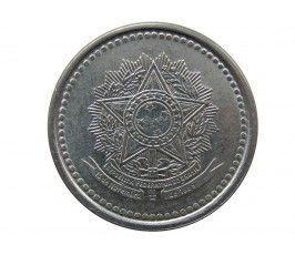 Бразилия 100 крузейро 1986 г.
