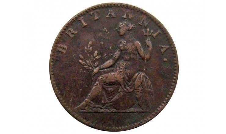 Ионические острова 2 лепты 1819 г.