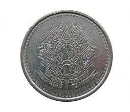 Бразилия 500 крузейро 1985 г.