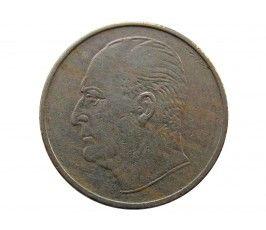 Норвегия 50 эре 1971 г.