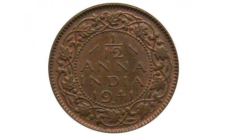 Индия 1/12 анны 1941 г. (b)